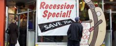 Slogging Through The Recession