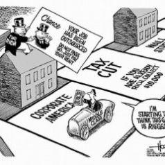 Why Tax Cuts Won't Work