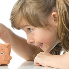 Teaching Your Kids to Save Money